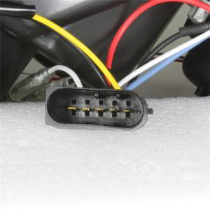 Spyder Auto - Halo DRL LED Projector Headlight 5038036 - Image 6