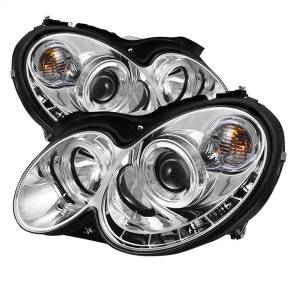 Spyder Auto - Halo DRL LED Projector Headlight 5038029 - Image 1