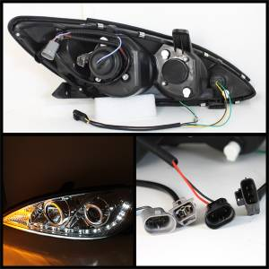 Spyder Auto - DRL LED Projector Headlights 5042781 - Image 2
