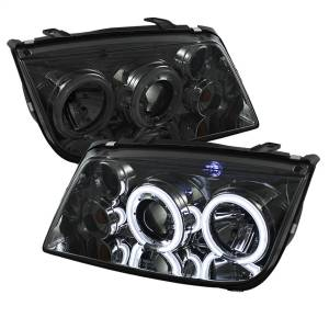 Spyder Auto - CCFL LED Projector Headlights 5039378