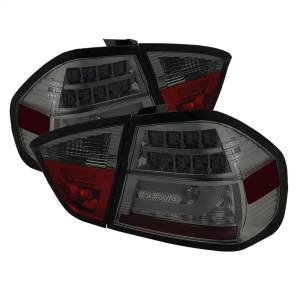 Spyder Auto - LED Indicator Light Bar LED Tail Lights 5071972 - Image 1