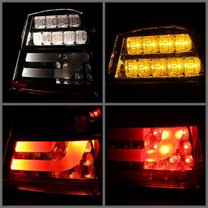 Spyder Auto - LED Indicator Light Bar LED Tail Lights 5071972 - Image 2