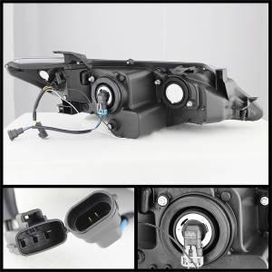 Spyder Auto - DRL Projector Headlights 5072658 - Image 2
