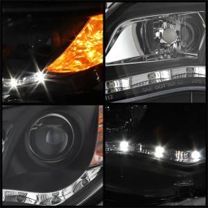 Spyder Auto - DRL Projector Headlights 5072658 - Image 4