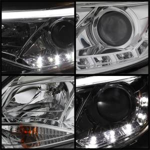 Spyder Auto - DRL LED Projector Headlights 5072825 - Image 2