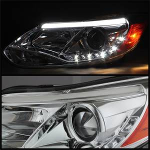 Spyder Auto - DRL LED Projector Headlights 5072825 - Image 3