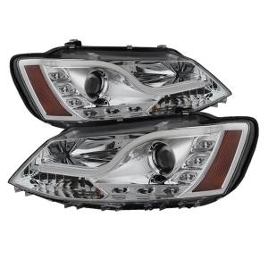 Spyder Auto - DRL LED Projector Headlights 5073631 - Image 1