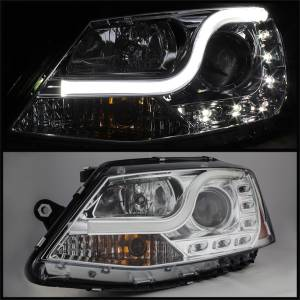 Spyder Auto - DRL LED Projector Headlights 5073631 - Image 2