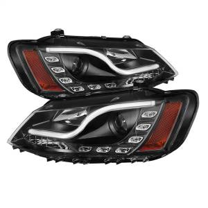Spyder Auto - DRL LED Projector Headlights 5073648 - Image 1