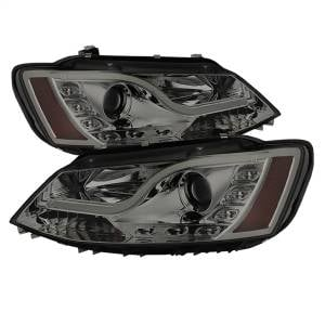 Spyder Auto - DRL LED Projector Headlights 5073655 - Image 1