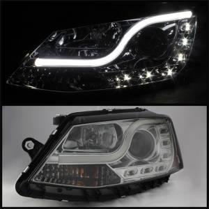 Spyder Auto - DRL LED Projector Headlights 5073655 - Image 3