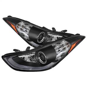 Spyder Auto - DRL LED Projector Headlights 5073662 - Image 1