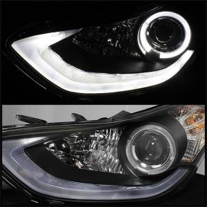 Spyder Auto - DRL LED Projector Headlights 5073662 - Image 3