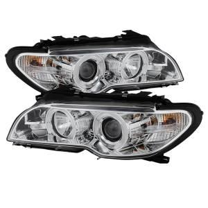 Spyder Auto - Halo LED Projector Headlights 5073679 - Image 1