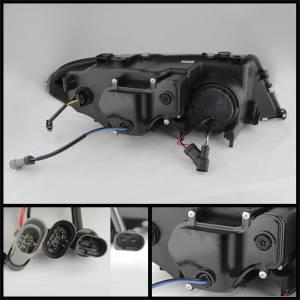 Spyder Auto - Halo LED Projector Headlights 5073679 - Image 2