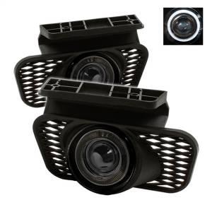 Exterior Lighting - Fog Lights - Spyder Auto - Halo Projector Fog Lights 5021205