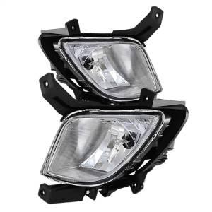 Spyder Auto - OEM Fog Lights 5064943 - Image 1