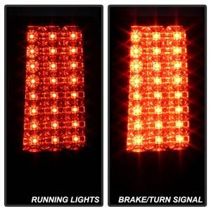 Spyder Auto - LED Tail Lights 5070197 - Image 4