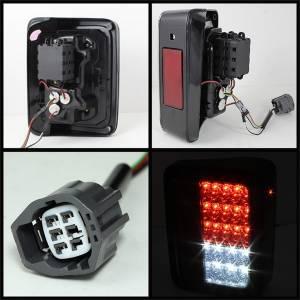 Spyder Auto - LED Tail Lights 5070388 - Image 2