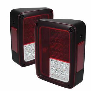 Spyder Auto - LED Tail Lights 5070401 - Image 1