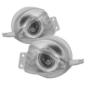 Spyder Auto - Halo Projector Fog Lights 5070548 - Image 1