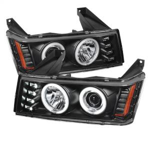 Spyder Auto - CCFL Halo Projector Headlights 5074126