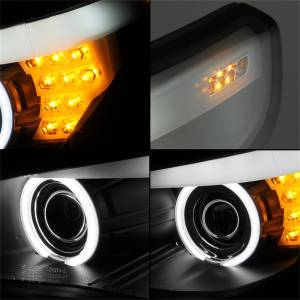 Spyder Auto - CCFL Halo Projector Headlights 5074041 - Image 2