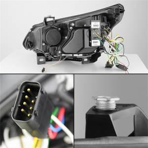 Spyder Auto - CCFL Halo Projector Headlights 5074041 - Image 4