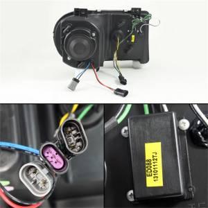 Spyder Auto - LED Projector Headlights 5075659 - Image 2