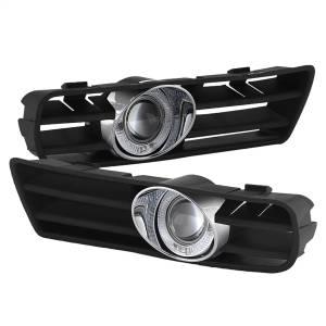 Spyder Auto - Halo Projector Fog Lights 5076243