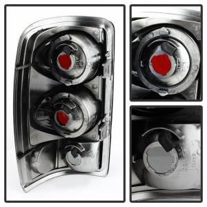 Spyder Auto - Euro Style Tail Lights 5077998 - Image 3