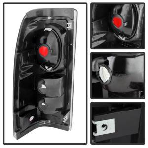 Spyder Auto - Euro Style Tail Lights 5078056 - Image 2