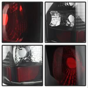 Spyder Auto - Euro Style Tail Lights 5078056 - Image 4