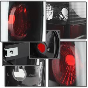 Spyder Auto - Euro Style Tail Lights 5078056 - Image 5