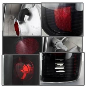 Spyder Auto - Euro Style Tail Lights 5078162 - Image 4