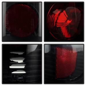 Spyder Auto - Euro Style Tail Lights 5078162 - Image 5