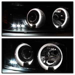 Spyder Auto - Halo LED Projector Headlights 5078292 - Image 5