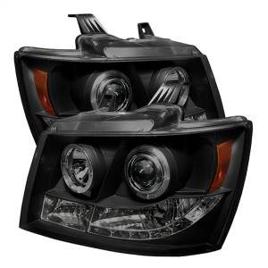 Spyder Auto - Halo LED Projector Headlights 5078346