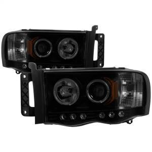 Spyder Auto - Halo LED Projector Headlights 5078384