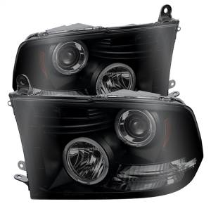 Spyder Auto - Halo LED Projector Headlights 5078407