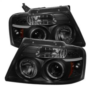Spyder Auto - Halo LED Projector Headlights 5078421