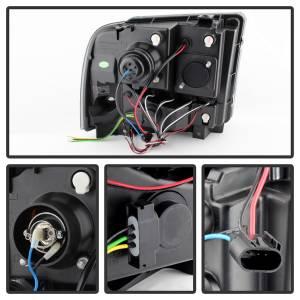 Spyder Auto - Halo LED Projector Headlights 5078483 - Image 3