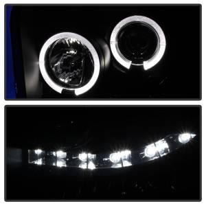 Spyder Auto - Halo LED Projector Headlights 5078483 - Image 4