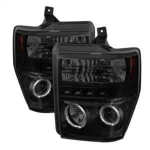 Spyder Auto - Halo LED Projector Headlights 5078490