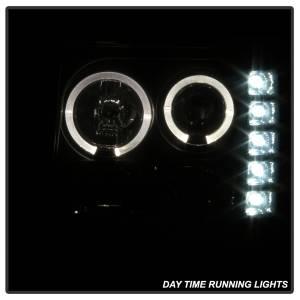 Spyder Auto - Halo LED Projector Headlights 5078506 - Image 3