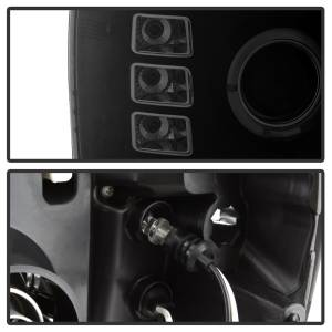 Spyder Auto - Halo LED Projector Headlights 5078506 - Image 4