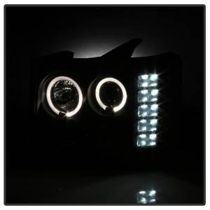 Spyder Auto - Halo LED Projector Headlights 5078506 - Image 5