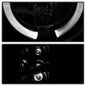 Spyder Auto - Halo LED Projector Headlights 5078506 - Image 7
