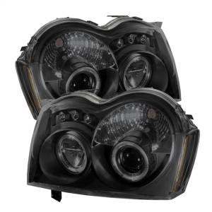 Spyder Auto - Halo LED Projector Headlights 5078551
