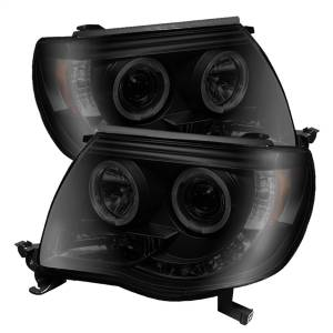 Spyder Auto - Halo LED Projector Headlights 5078650